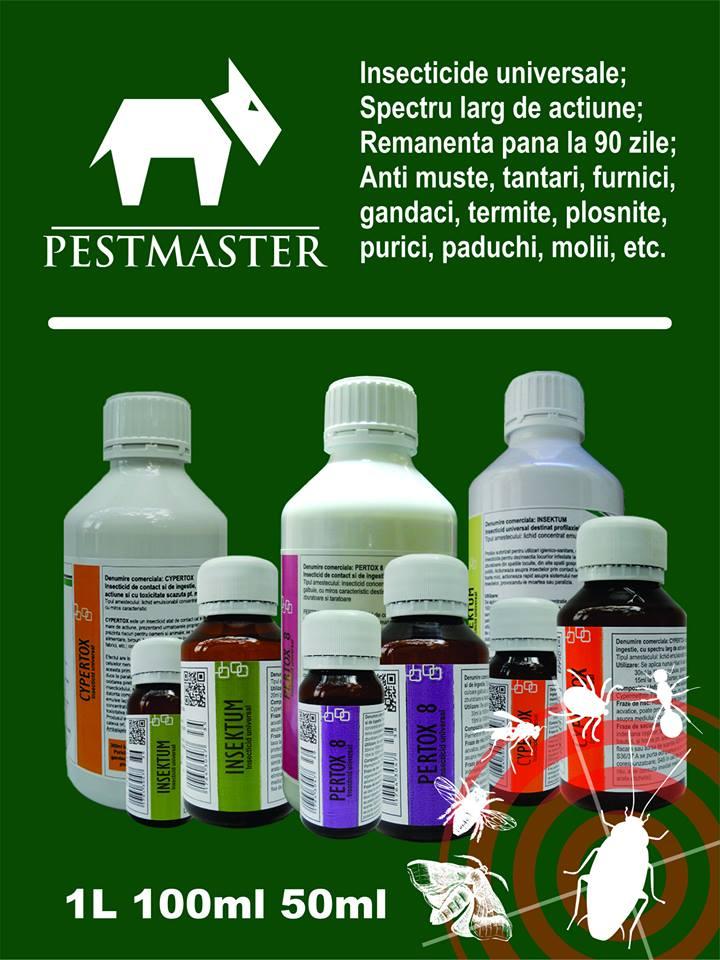 insecticid anti gandaci