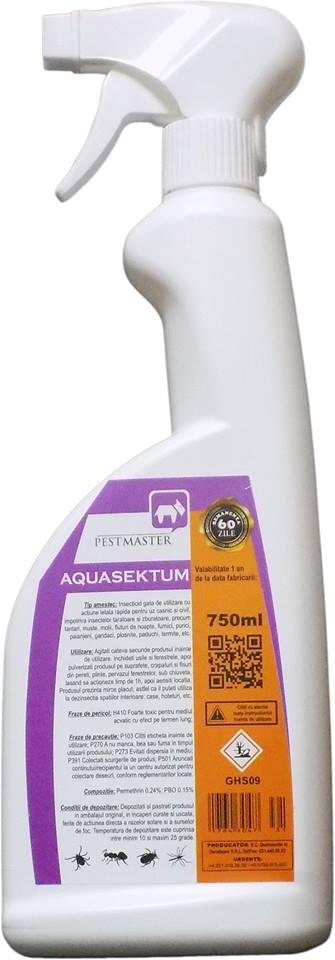 pestmaster AQUAsektum